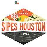 SIPES Houston Mobile Retina Logo